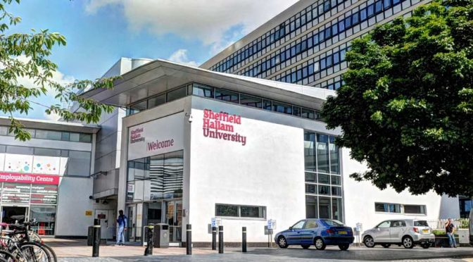 Sheffield Hallam joined SYTP