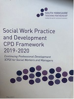 Social Work Practice and Development CPD Framework 2019/2020